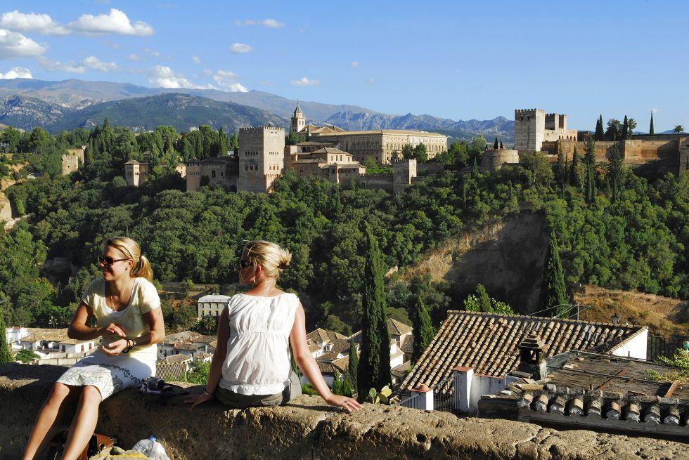 4 La Alhambra Granada Maurizio Borgese Getty