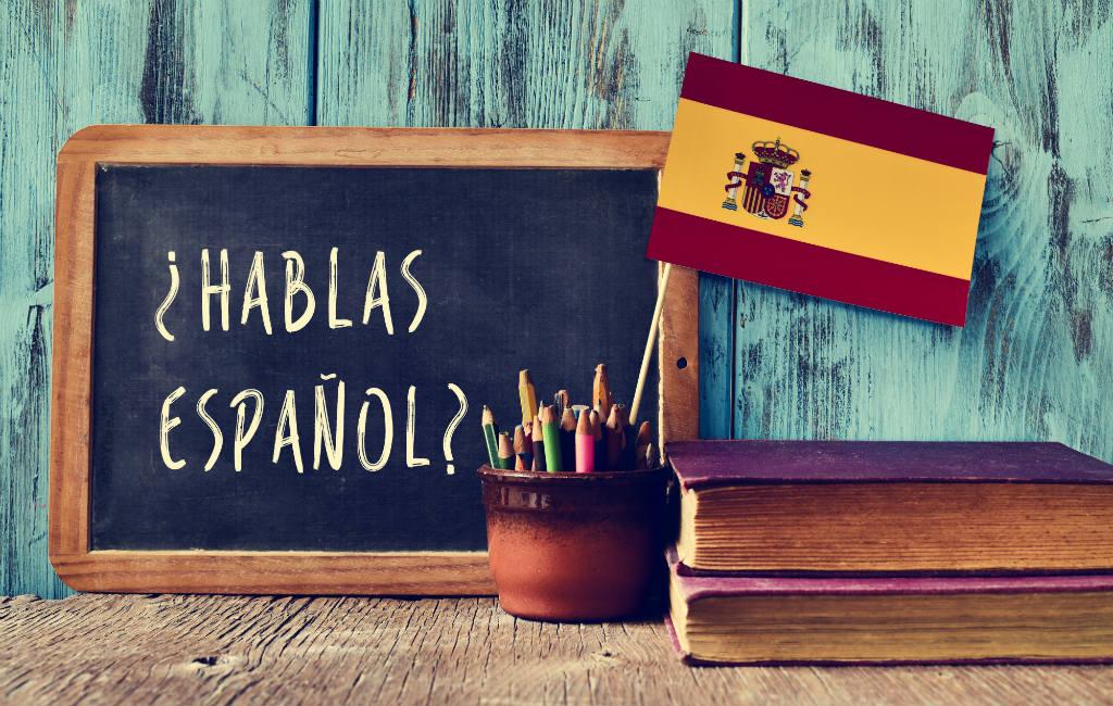 Geschiedenis Spaans